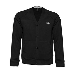CROOKS & CASTLES Mens Knit Cardigan - Fleet