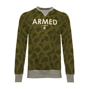 CROOKS & CASTLES Mens Knit Crew Sweatshirt - Outfitters [2]