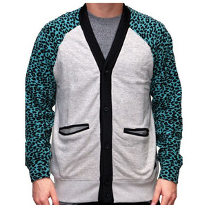 CROOKS & CASTLES Mens Knit Cardigan - Cheater [1]