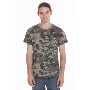 [40% SALE!]OBEY CAMO POCKET TEE [1]