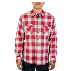 THE HUNDREDS MANHATTAN BUTTON UP 09H [1]