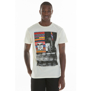 OBEY WOODSIDE/PITTSBURGH 02 LIGHTWEIGHT PIGMENT TEE