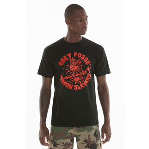 [40% SALE!]OBEY DEMON SLAYERS LIGHTWEIGHT PIGMENT TEE