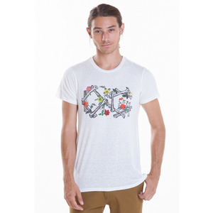 [40% SALE!]OBEY BONE GARDEN VINTAGE THRIFT TEES