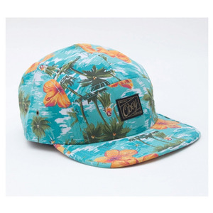 OBEY MAUI 5 PANEL HAT