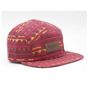 [40% SALE!]OBEY MARRAKESH 5 PANEL HAT