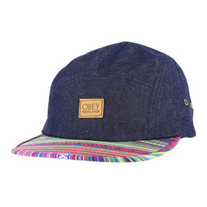 [40% SALE!]OBEY MONTERRICO 5 PANEL HAT [2]