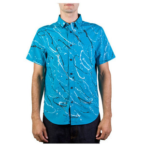 MISHKA Wipe Out Button-Up [1]