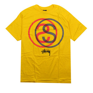 STUSSY SS DOUBLE LINK S/S [4]