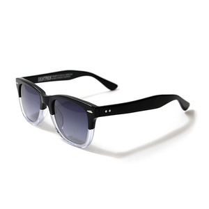 SAINT Gafa-Clear Black Sunglass