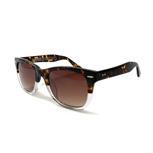 SAINT PAIN Gafa-Clear Leopard Sunglass