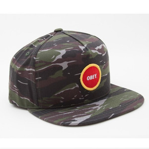 OBEY CIRCLE PATCH SNAPBACK [2]