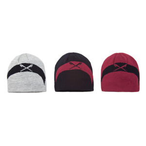 [40%sale] BLACK SCALE CRESCENT MOON BEANIE