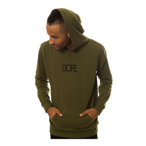 DOPE Classic Logo Hooded [3]