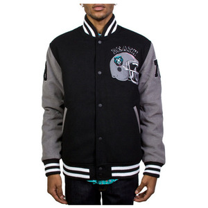 MISHKA Foley Letterman Jacket [1]