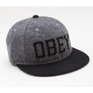 [40% SALE!]OBEY HANK HAT [1]
