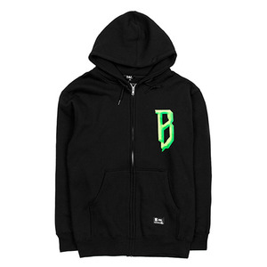 BAAL MONSTER ENEMY ZIP UP HOOD