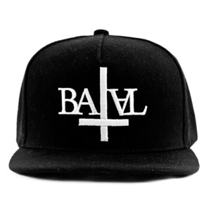 BAAL CROSS SNAPBACK