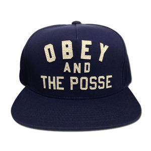 OBEY & THE POSSE SNAPBACK [2]