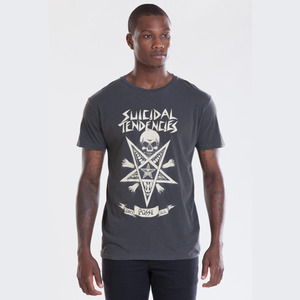 OBEY POSSESSED LIGHTWEIGHT PIGMENT TEE