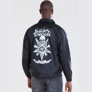 OBEY POSSESSED COACH JACKET