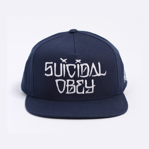 OBEY SUICIDAL OBEY SNAPBACK