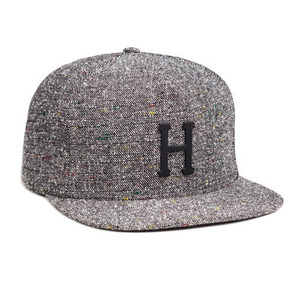 HUF TWEED METAL H STRAPBACK [2]