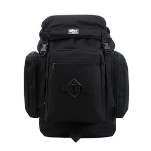 ROCK PSYCHO BLACK BACKBAG