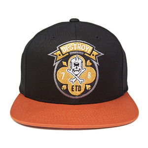 MISHKA Death Dealer Snapback