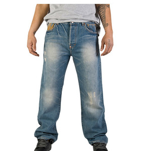 THE HUNDREDS SYCAMORE STANDARD FIT WASHED JEAN [45%SALE]