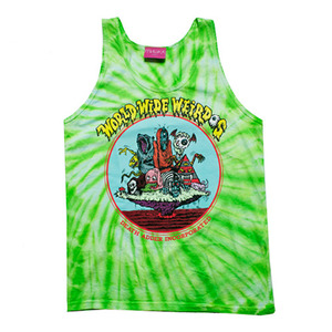 MISHKA World Wide Weirdos Tank Top [2]
