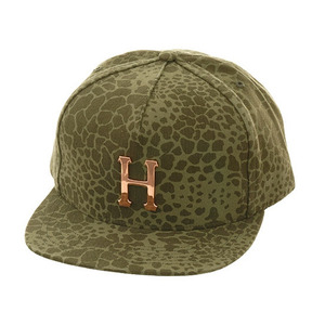 HUF SHELL SHOCK METAL H STRAPBACK [1]