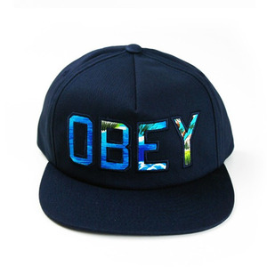 OBEY WHARF HAT NAVY