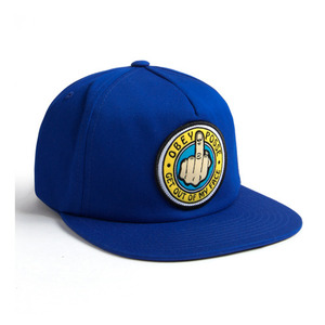 OBEY OUT HERE SNAPBACK ROYAL