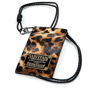 SAINTPAIN Bank Card Leopard