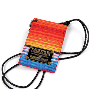 SAINTPAIN Bank Card Multi Stripe
