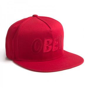 OBEY THE CITY SNAPBACK RBL
