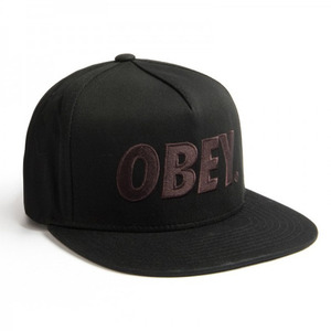 OBEY THE CITY SNAPBACK JET