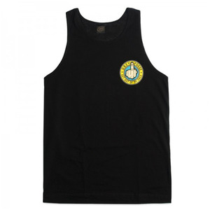 OBEY GO AWAY BASIC TANK TOP