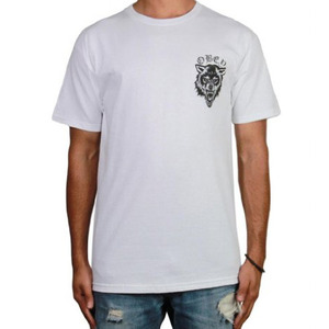 OBEY WOLF POSSE WHITE