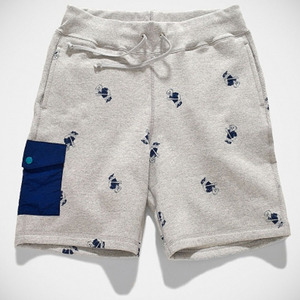 Acapulco Gold ANGRY LO ALL OVER SWEATSHORTS