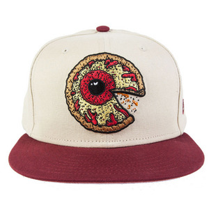 MISHKA Pizza Keep Watch Canvas