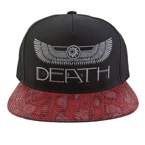 MISHKA Black Angel of Death Snapback Black