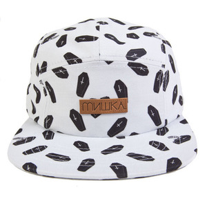 MISHKA Crypt Keeper 5 Panel White