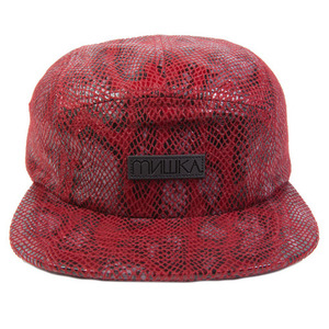 MISHKA Snake Bite 5 Panel Red