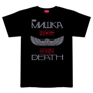 MISHKA Black Angel of Death Tee Black