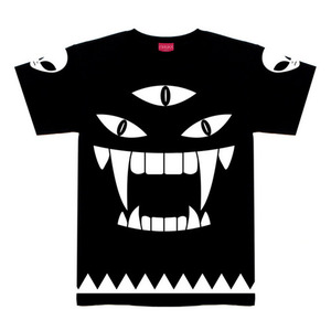MISHKA Alien Kill With Power SS Tee Black