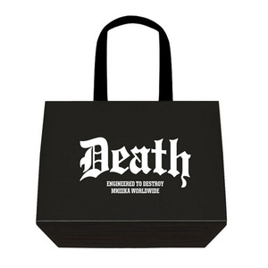MISHKA Neighborhood Sniper Tote Bag Black