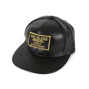 [특가세일] SAINTPAIN SP Sombrero-Patch (Black PU)