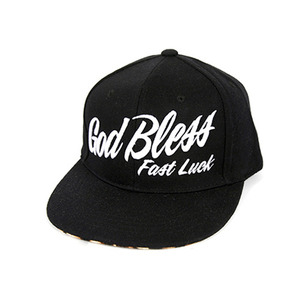 SAINTPAIN SP Sombrero-God Bless (Black)